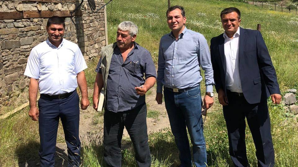 DTA sədri Fuad Nağıyev Xınalıqla bağlı tapşırıqlar verib