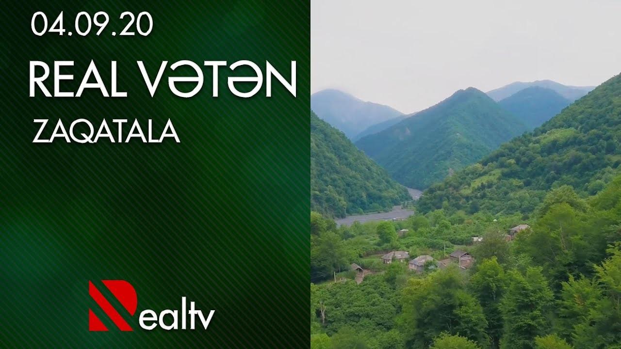 """>""""REAL Vətən"""" Zaqatalanın turizm potensialına fokuslandı"""