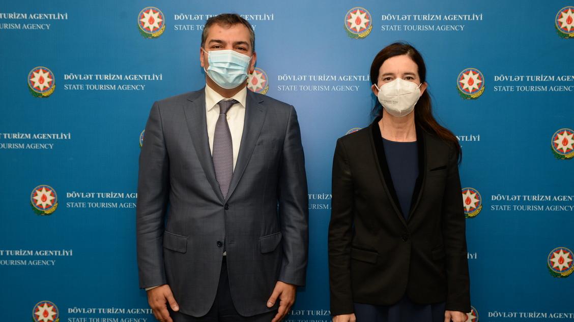 >İspaniya-Azərbaycan turizm əlaqələrinin inkişaf perspektivləri müzakirə olunub